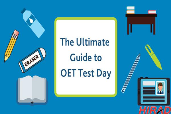 قبل از آزمون OET چه مواردی را باید بدانیم