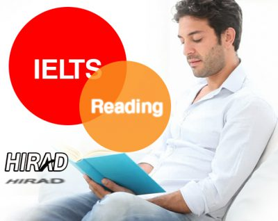 ثبت نام کلاس IELTS Reading