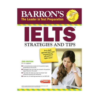 BARRON'S IELTS STRATEGIES AND TIPS-min