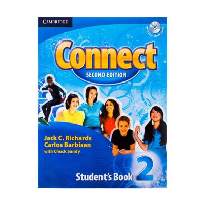 Connect 2 Second edition teens
