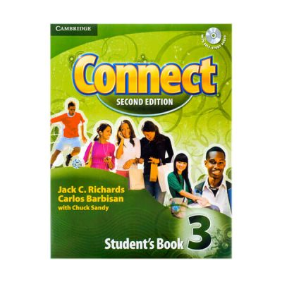 Connect 3 Second edition teens