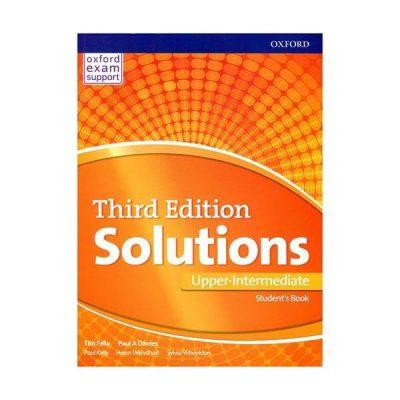 Solution Third Edition Upper - Intermediate