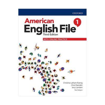 amerian english file 1 third edition