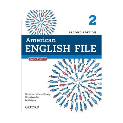 american englisg file 2 second edition