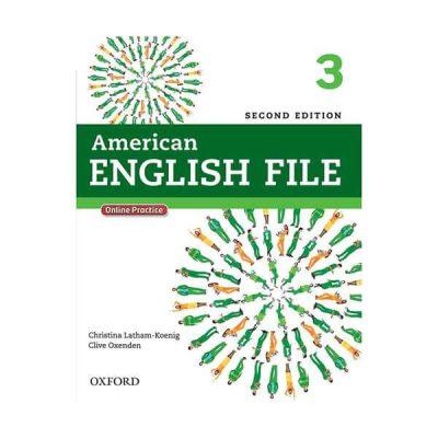 american englisg file 3 second edition