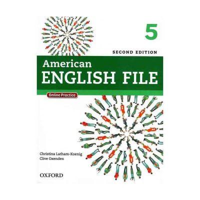 american englisg file 5 second edition