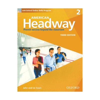 american headway 2 third edition