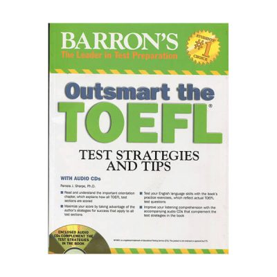 Barron's Outsmart the Toefl tips