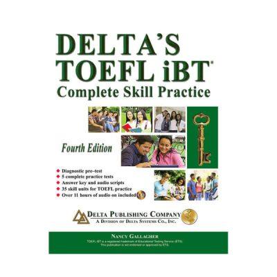 Delta's Toefl iBT complete Skill Practice 4 th edition