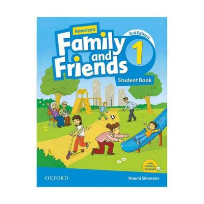 family friend 1 kids second edition