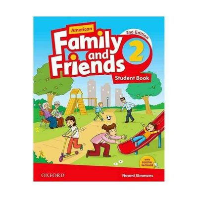 family friend 2 kids second edition