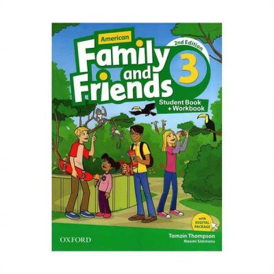 family friend 3kids second edition