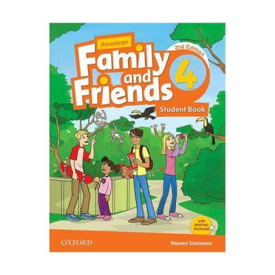 family friend 4 kids second edition