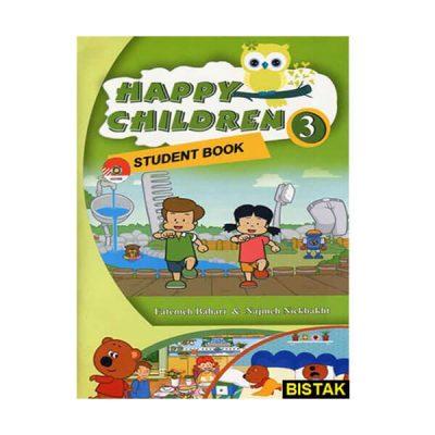 happy children 3 student book