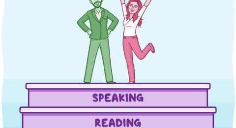 حروف تعریف برای آزمون oet