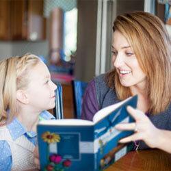 مکالمه کودک و نوجوان (1)
