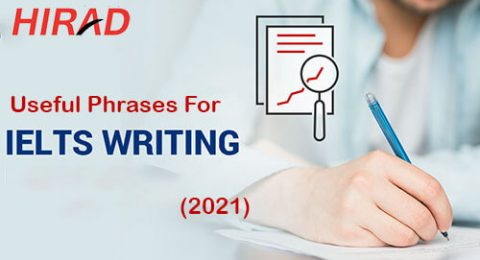 Useful Phrases For IELTS Writing (2021)
